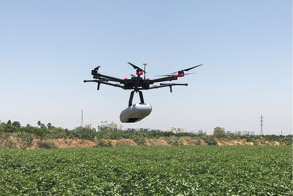 Former Israeli spy's startup gets funding to upend Asia farming