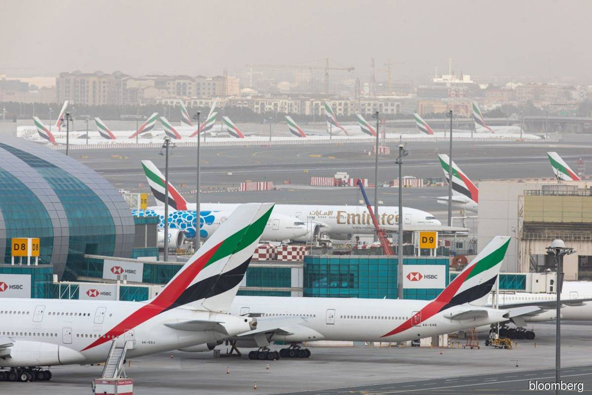 Dubai Airports sees rise in traffic after 41% first-half drop