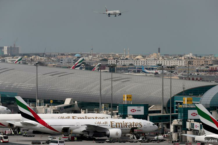 Dubai airport passenger traffic drops in 2019, first time ever