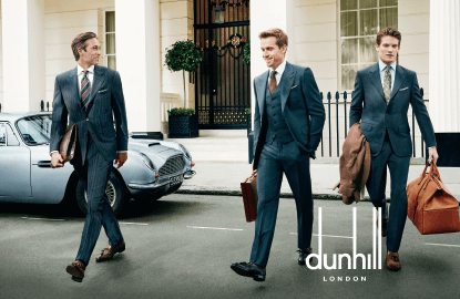 Style: Dunhill pays tribute to its founder with spring/summer 2016 campaign