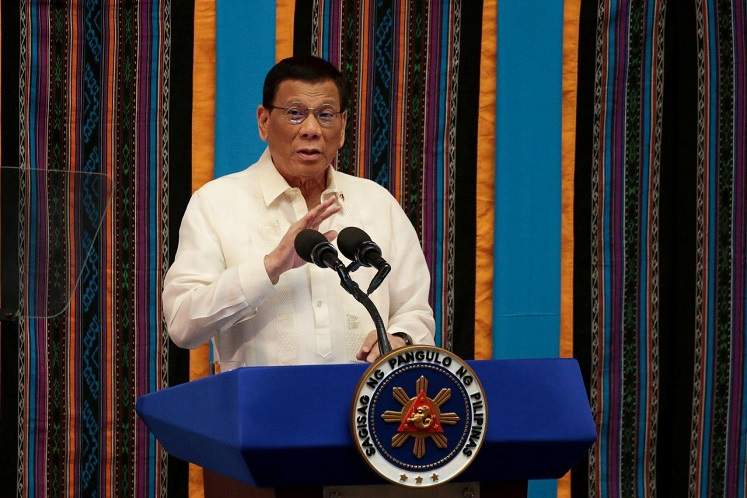 Philippines' Duterte eases lockdown in capital from June 1