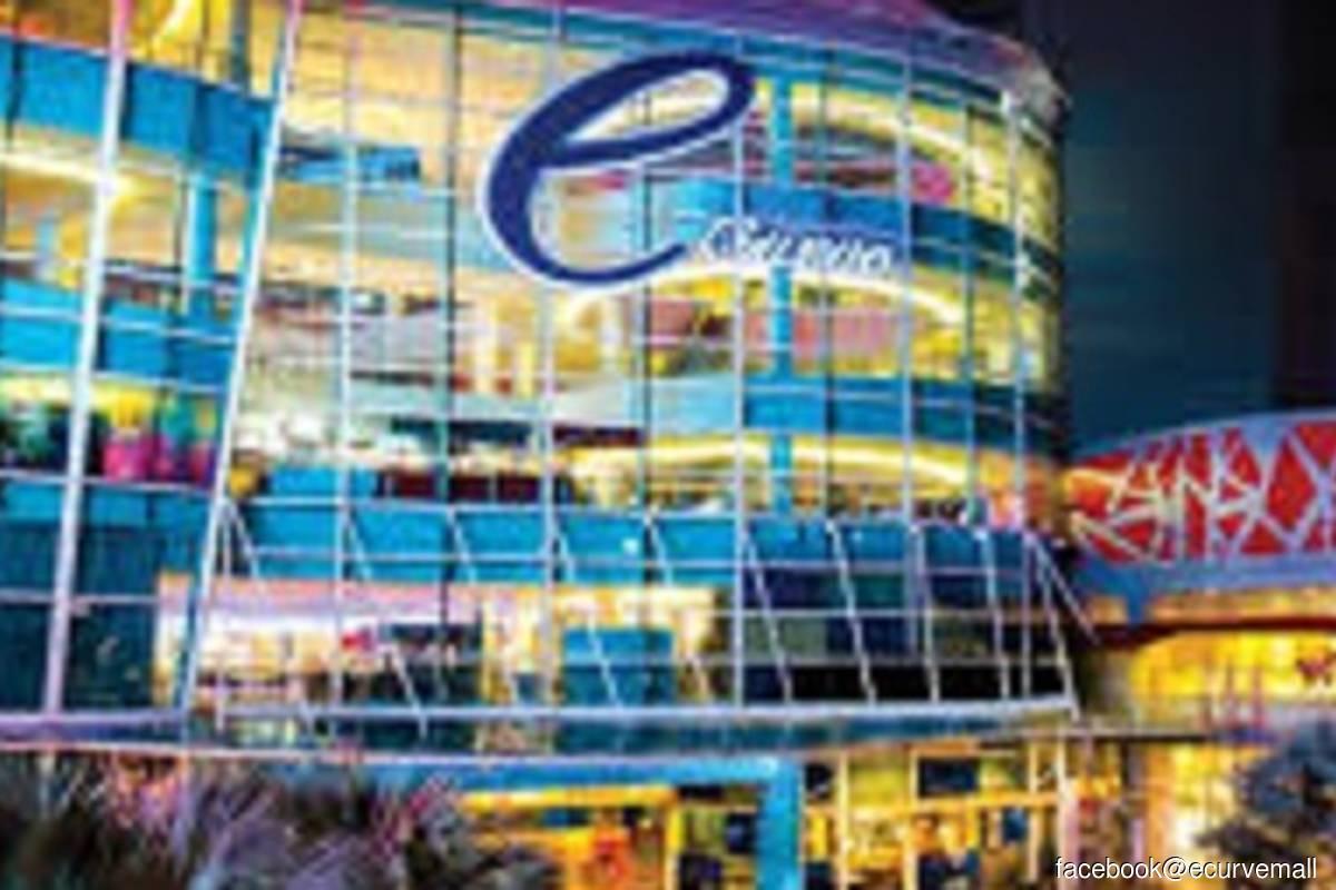 eCurve shopping mall to undergo redevelopment