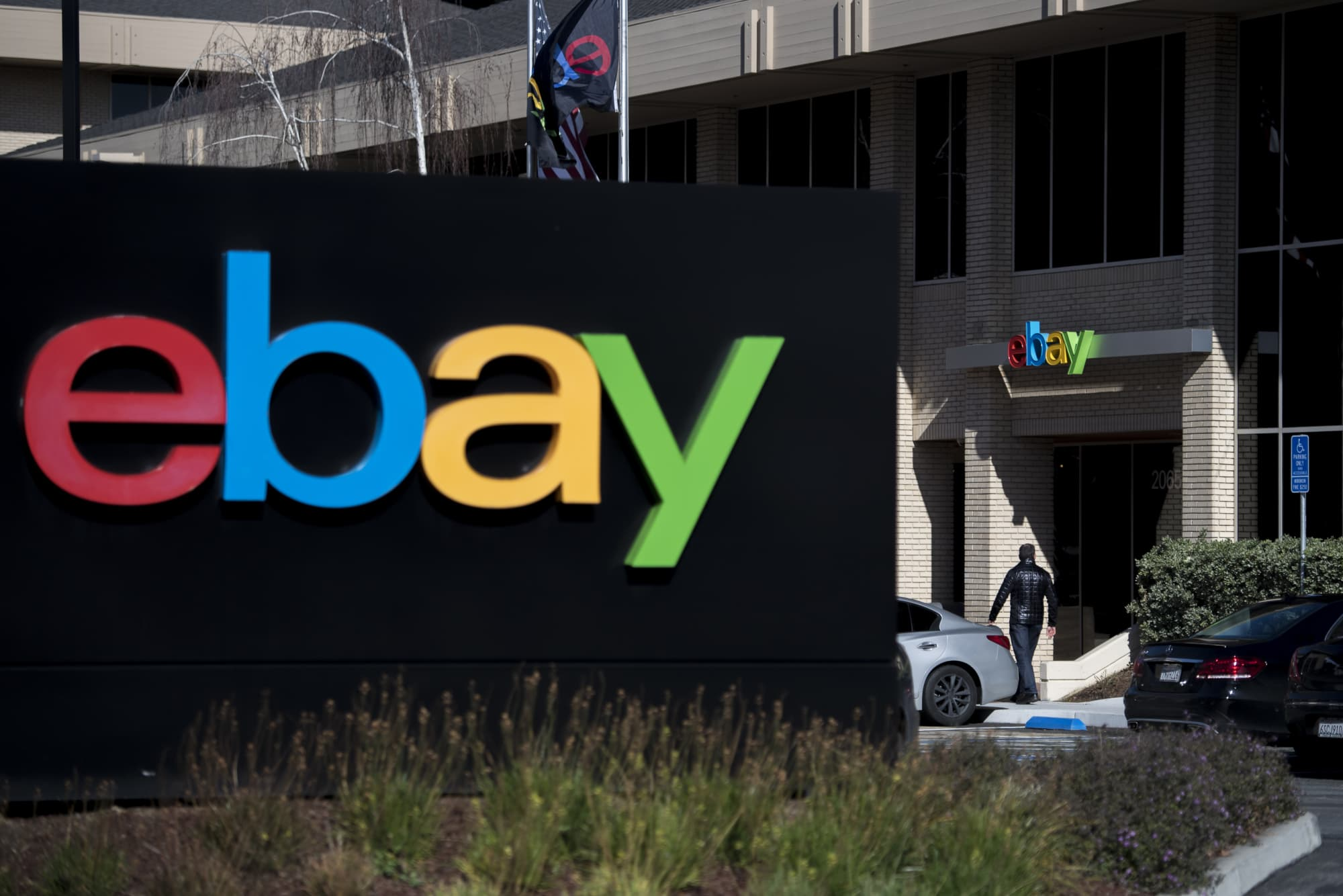 EBay raises annual forecasts on increased pandemic shopping