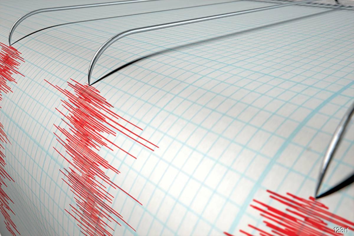 Strong quake shakes Taiwan, no damage reported