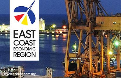 大马东海岸经济特区录得135亿令吉私人投资