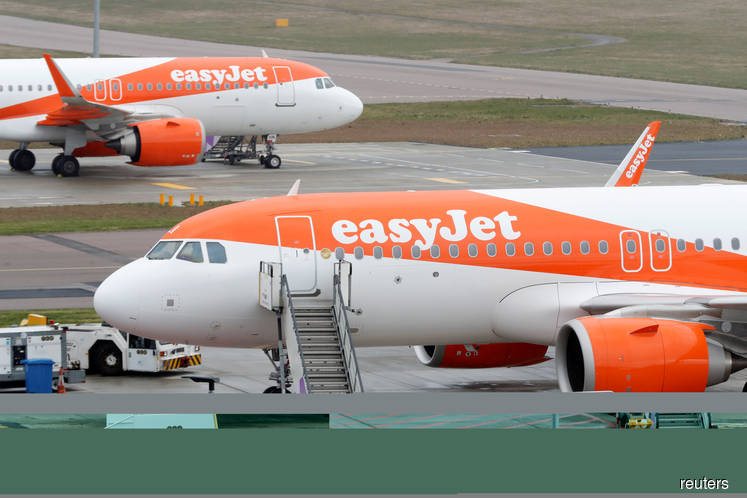 Coronavirus: EasyJet to resume flights in June