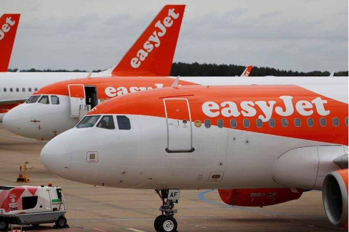 UK's easyJet cuts capacity as quarantine restrictions widen