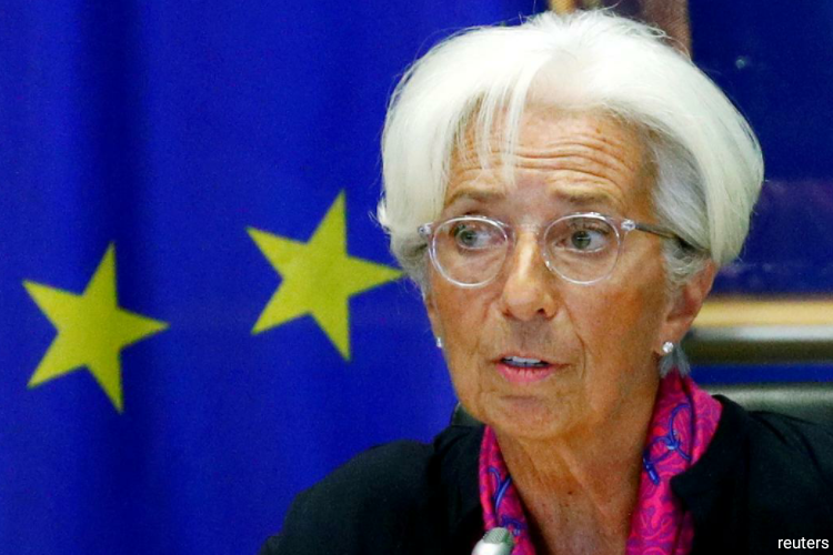 Euro zone economy to shrink between 8% and 12% in 2020 — Lagarde