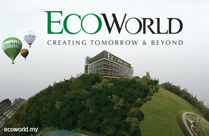 EcoWorld records RM3.02 bil sales for FY15, surpasses target