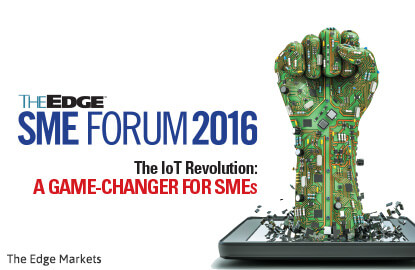 Unlisted & Unlimited:The Edge SME Forum 2016:Digital disruption a major opportunity