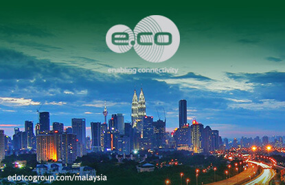 Business first, IPO later, says edotco