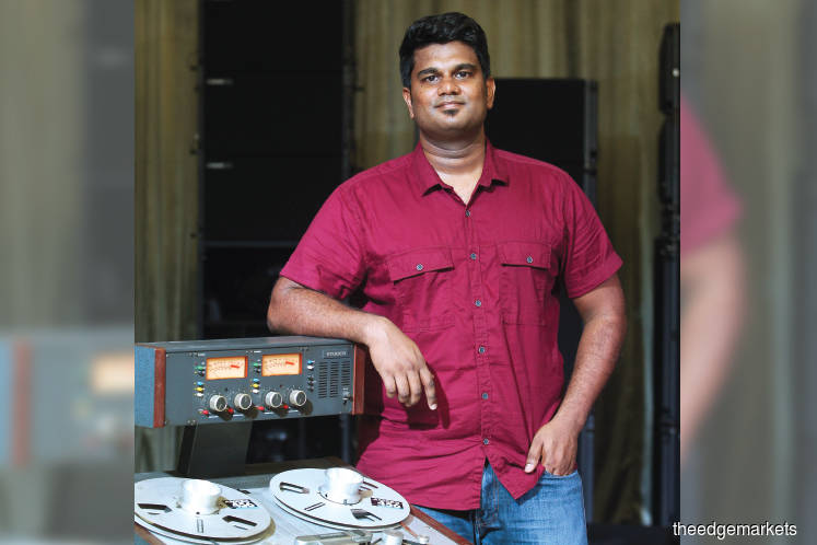 Start-up: A passion for sound