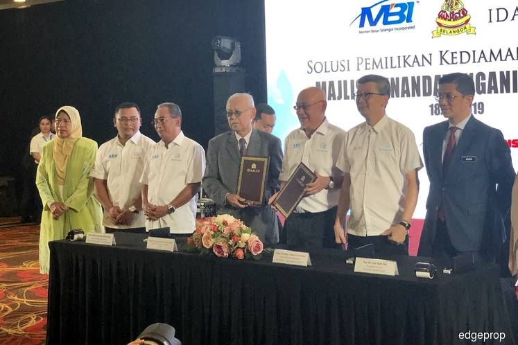 PCSB-MGB Consortium, Must Ehsan to develop 'Rumah Idaman' affordable homes