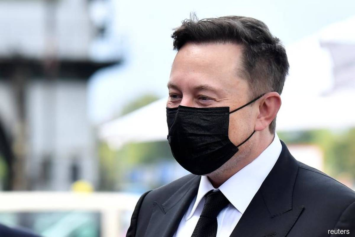 """In a post on Twitter ahead of Tesla's """"Battery Day"""" event, Musk said: """"This affects long-term production, especially Semi, Cybertruck & Roadster, but what we announce will not reach serious high-volume production until 2022."""""""