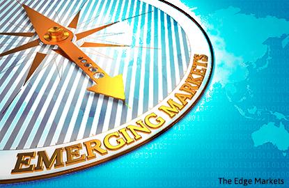 Emerging stocks set for best week since July 2016 after Fed