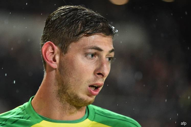 Cardiff striker Sala feared dead after suspected plane crash