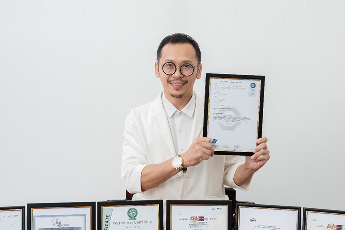 MALAYSIAN-MADE FACE MASK BRAND - EMPRO TO INCREASE PRODUCTION RATES AFTER BEING THE FIRST IN SOUTHEAST ASIA TO ACE 'TÜV SÜD' VIRAL FILTRATION EFFICIENCY TEST
