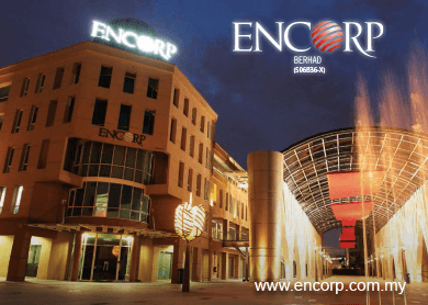 Encorp to sell office suites for RM27m for working capital, cash flow