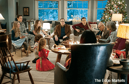 Christmas with the crazy Coopers