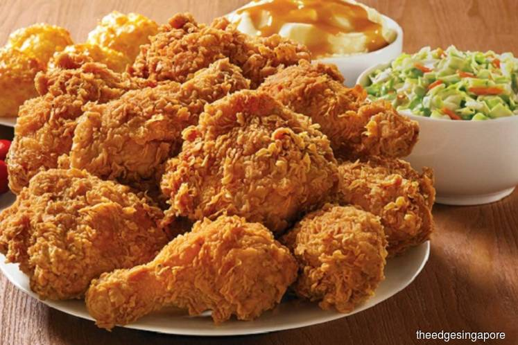 Envictus chickens out of Texas Chicken outlets in Indonesia after a year of losses
