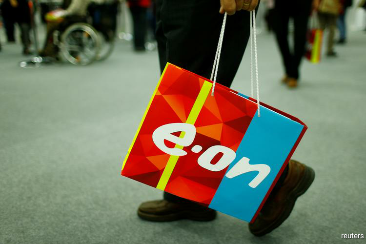 E.ON's retail profits slide as Britain continues to weigh