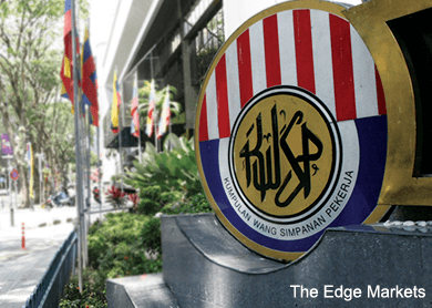 EPF records 7.58% investment income decline in 3Q