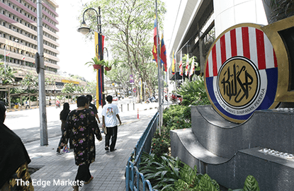 EPF's investment assets more than triple over 15 years