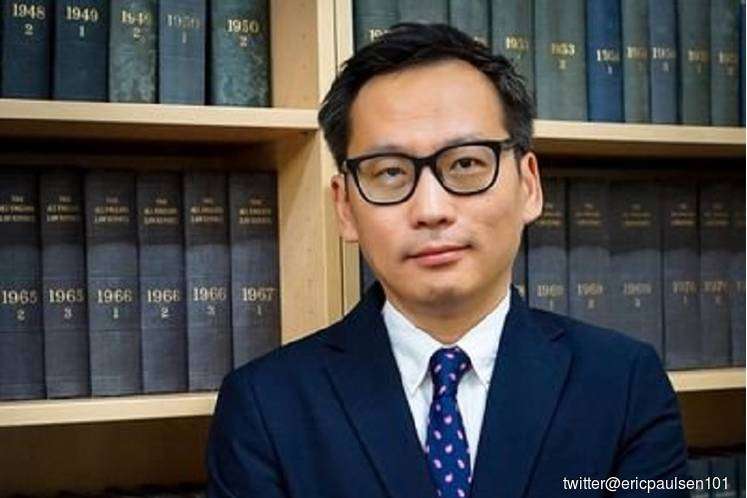 Human rights lawyer Eric Paulsen no longer part of Communications and Multimedia Consultative Council — ministry