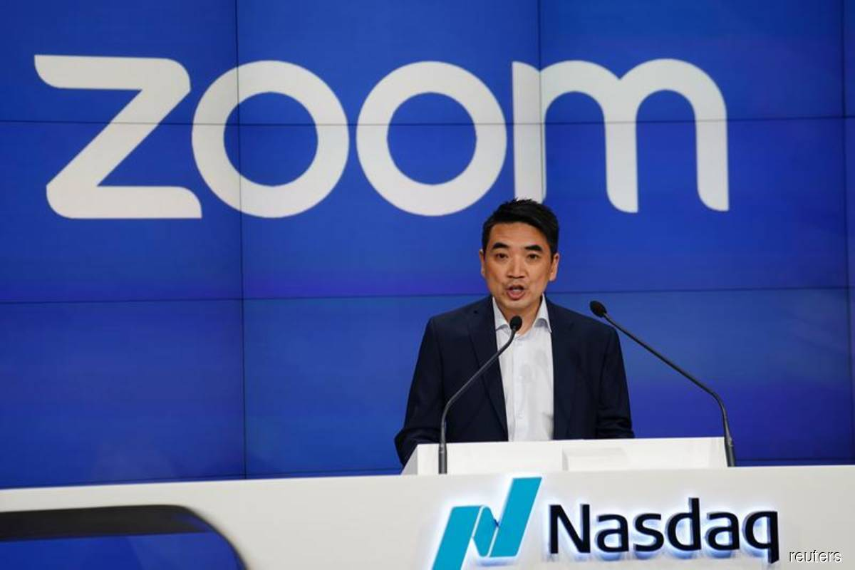Zoom founder Eric Yuan transfers stock worth over US$6b