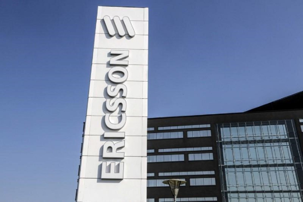 Sweden's Ericsson core profit beats forecast, patent fight casts shadow