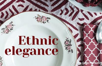 Ethnic elegance