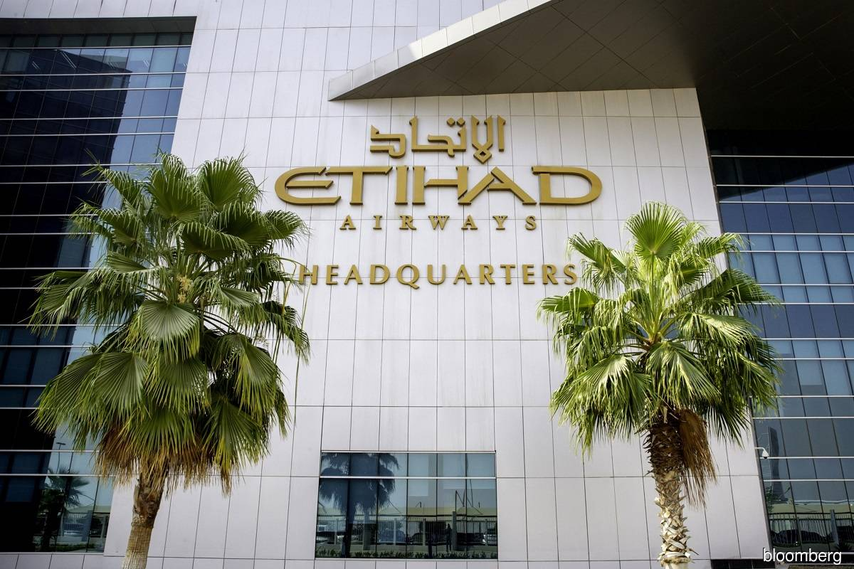 Pandemic pushes Etihad Airways to US$1.7 billion loss for 2020