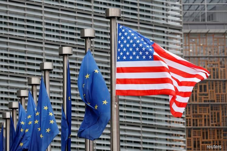 US handbags, shovels on US$20b EU tariff list over Boeing