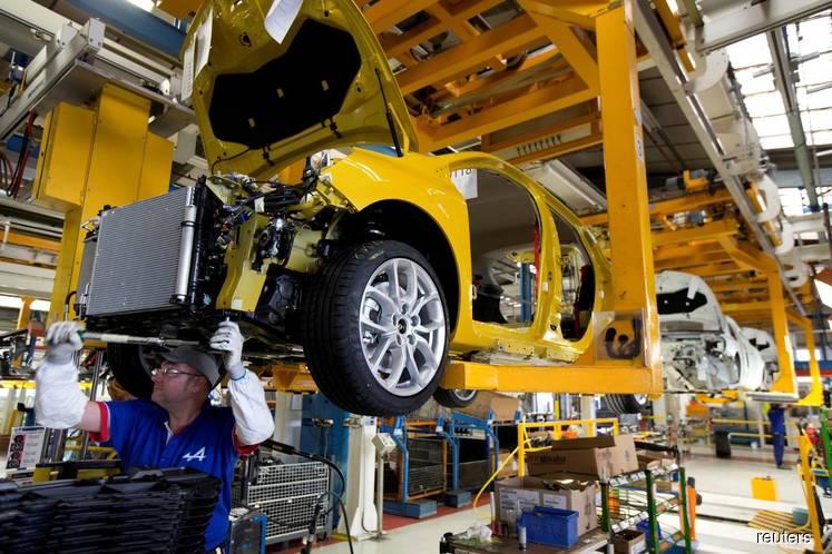 Euro zone factories still struggling but green shoots emerging — PMI