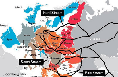 Europe does not need another Russian pipeline