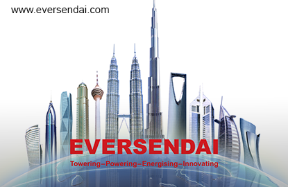 Eversendai erases gains despite strong orderbook weathering dismal 2QFY15 earnings