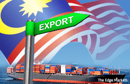 Malaysia's March on-year export growth slows