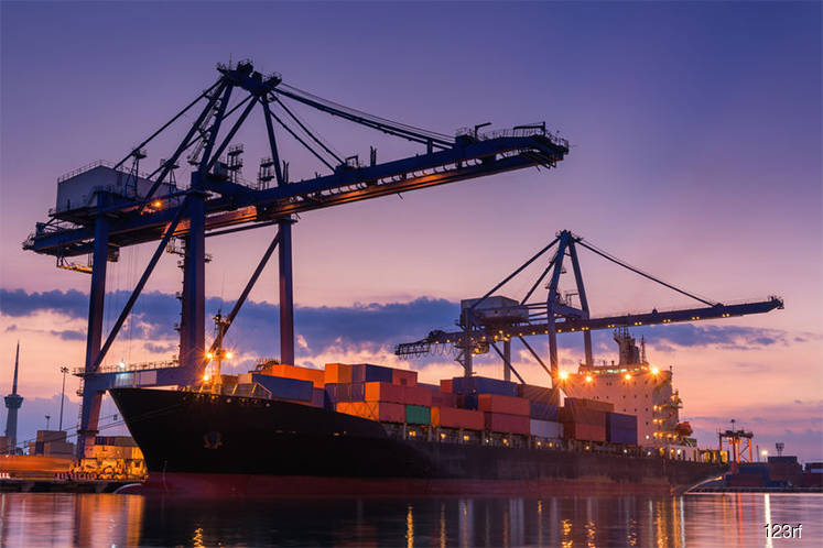 October exports stronger than expected