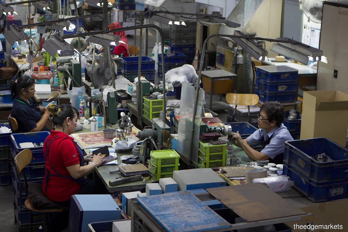 Recovery of manufacturing sector hit by Covid-19 and faltering exports — IHS Markit