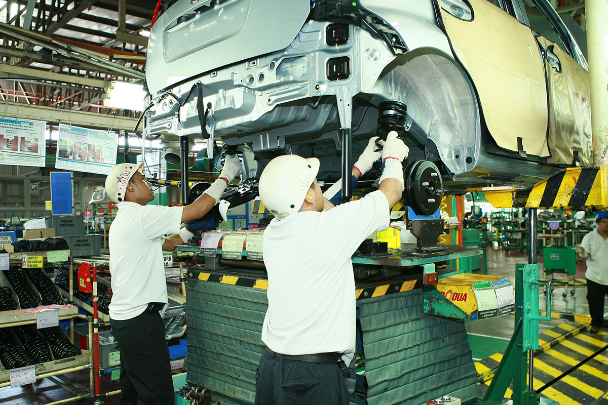 Kenanga Research lauds govt's move to allow automotive plant activities