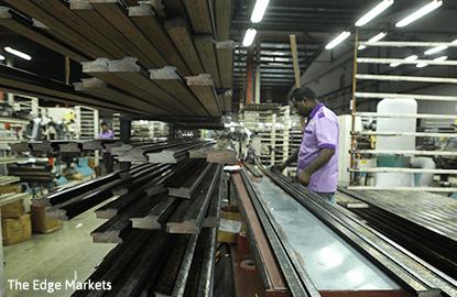 大马1月份工业生产增长或放缓至2.1%