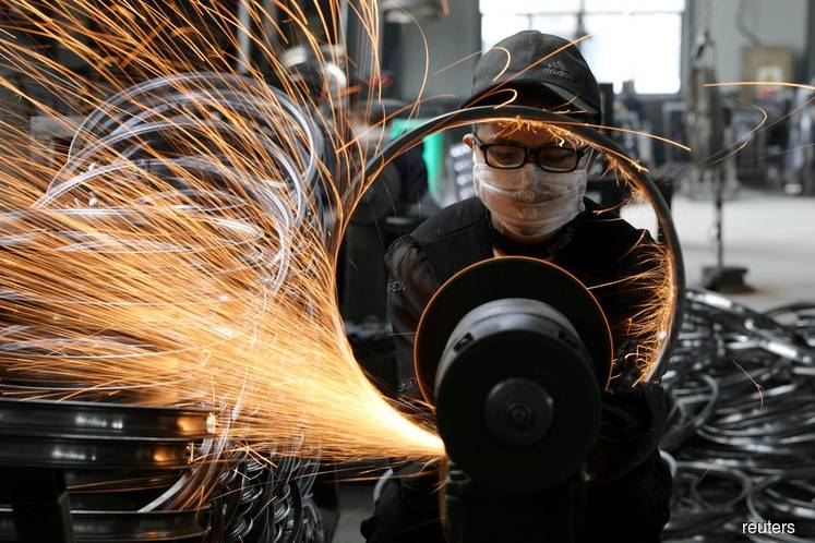 Asia's factory pain deepens on trade war, global slowdown