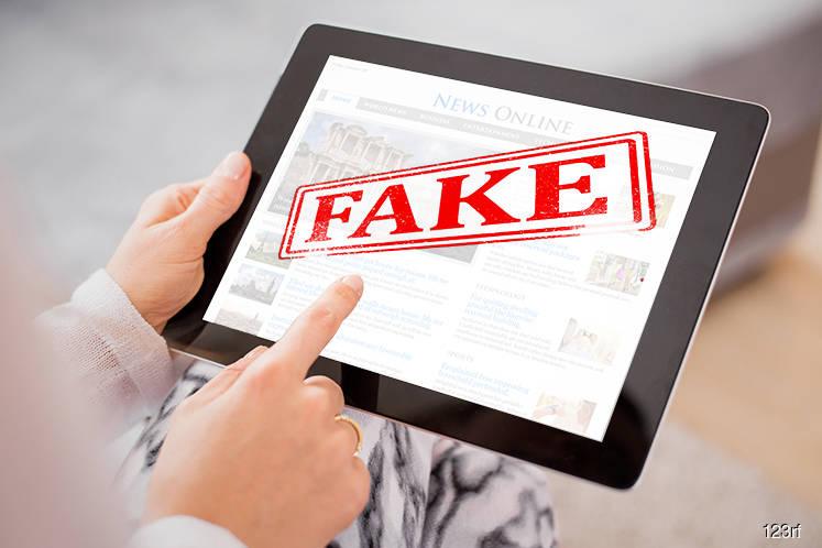 Covid-19: List of fake news on social media April 6 @2000 hrs — KKMM