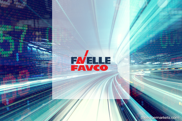 Stock With Momentum: Favelle Favco
