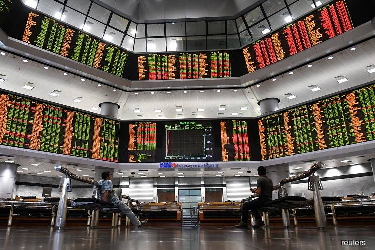 Foreign selling narrows to RM331.04 million