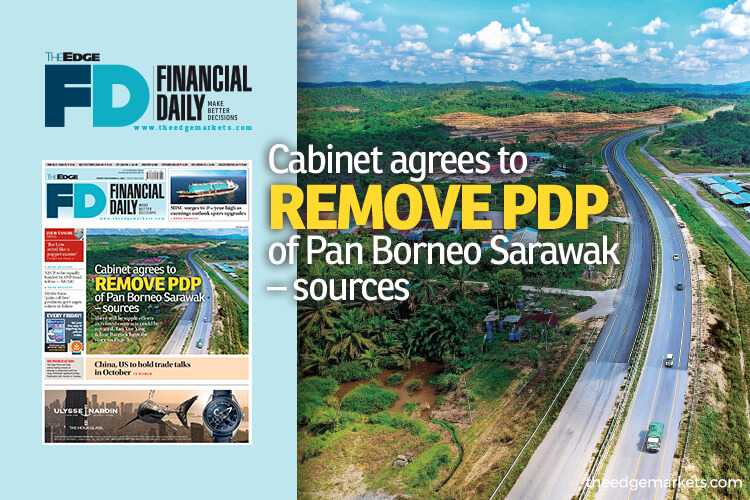 'Cabinet agrees to remove PDP of Pan Borneo Sarawak'