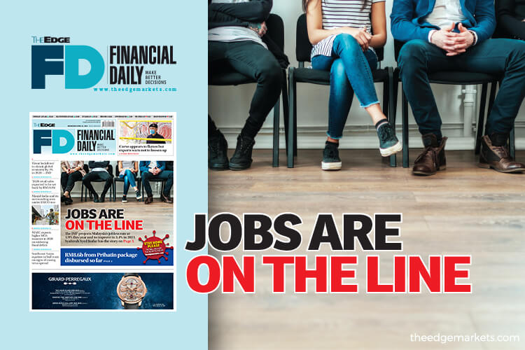 Jobs are on the line