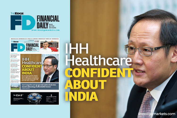 IHH Healthcare confident about its move into India