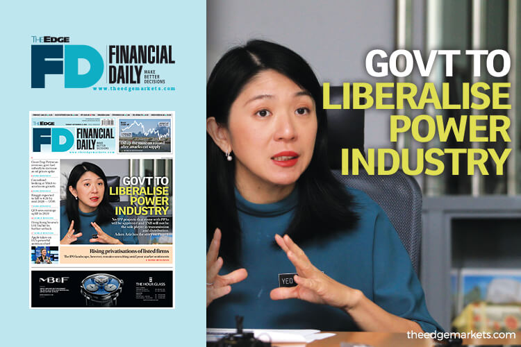Govt to liberalise power industry