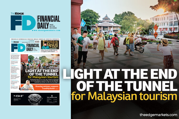 Light at the end of the tunnel for Malaysian tourism